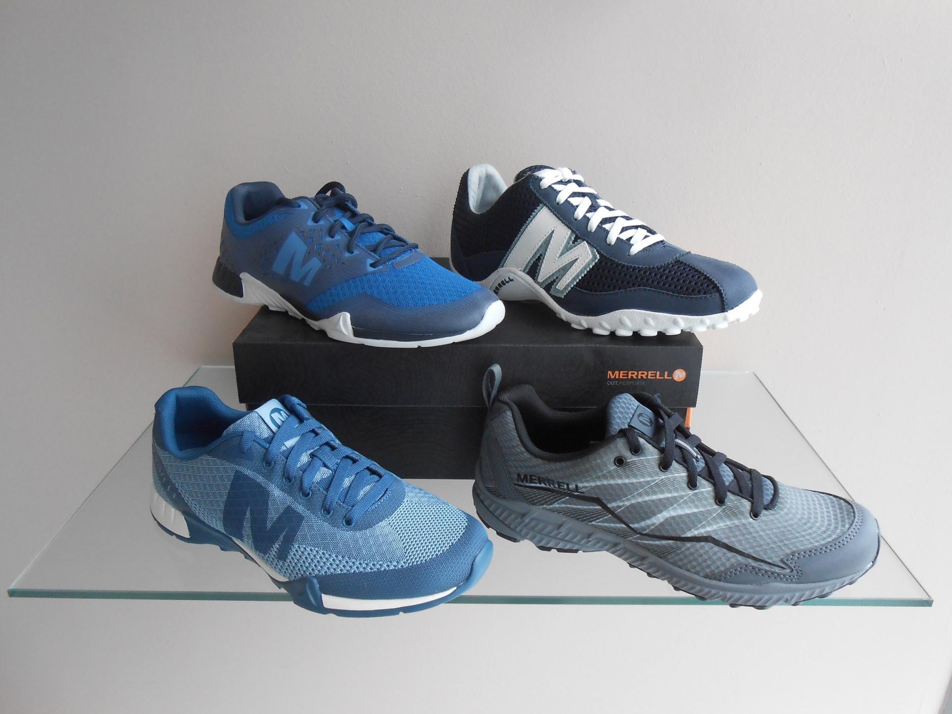 ULTIMO LOTTO Stock sneaker uomo firmate MERRELL  5e7b3ad2028