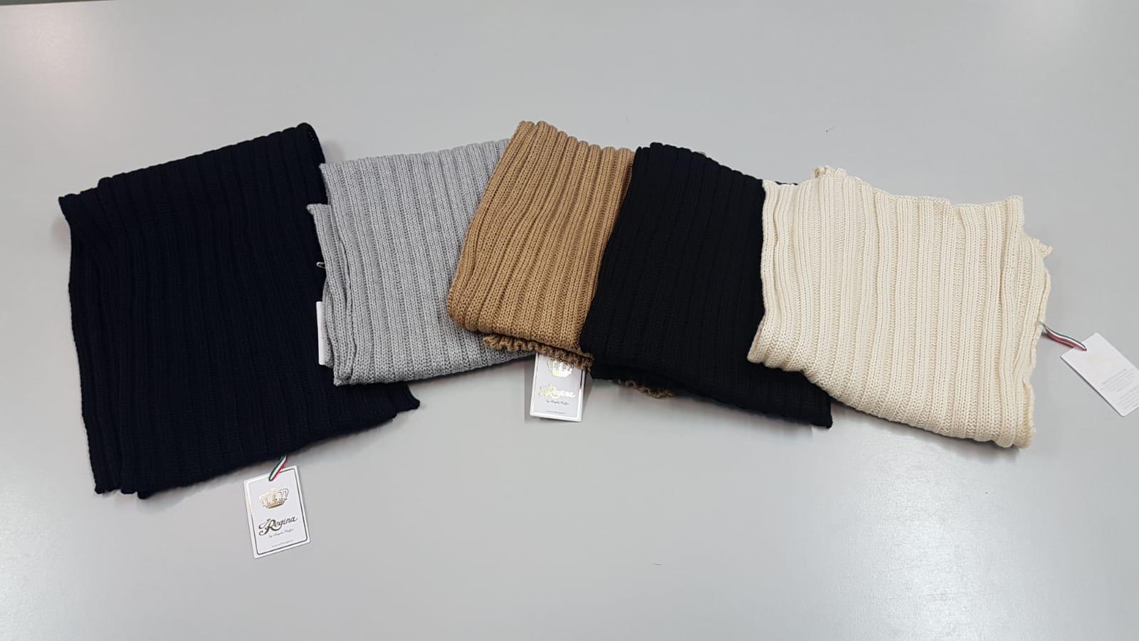stock cuffie e sciarpe REGINA  633e4a4bd7bf