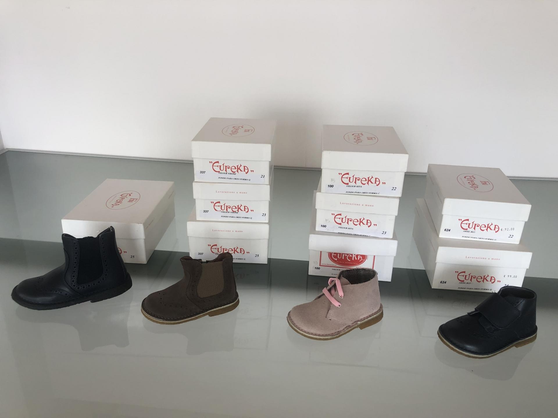 cerca le ultime vendita più economica nuovi stili stock scarpe Eureka bambino invernali   Italian Stock