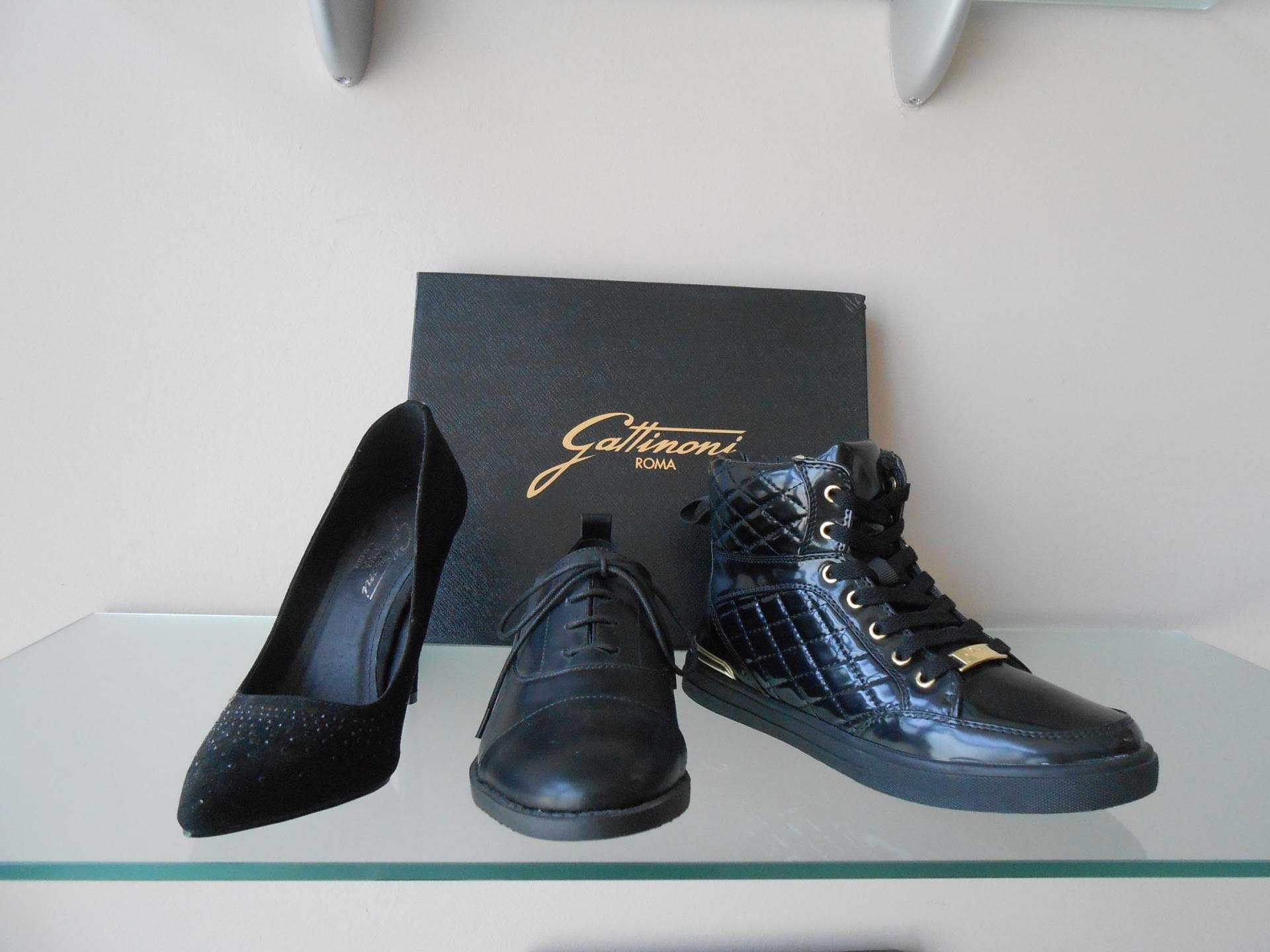 Stock calzature donna firmate GATTINONI ROMA  372a6429b73