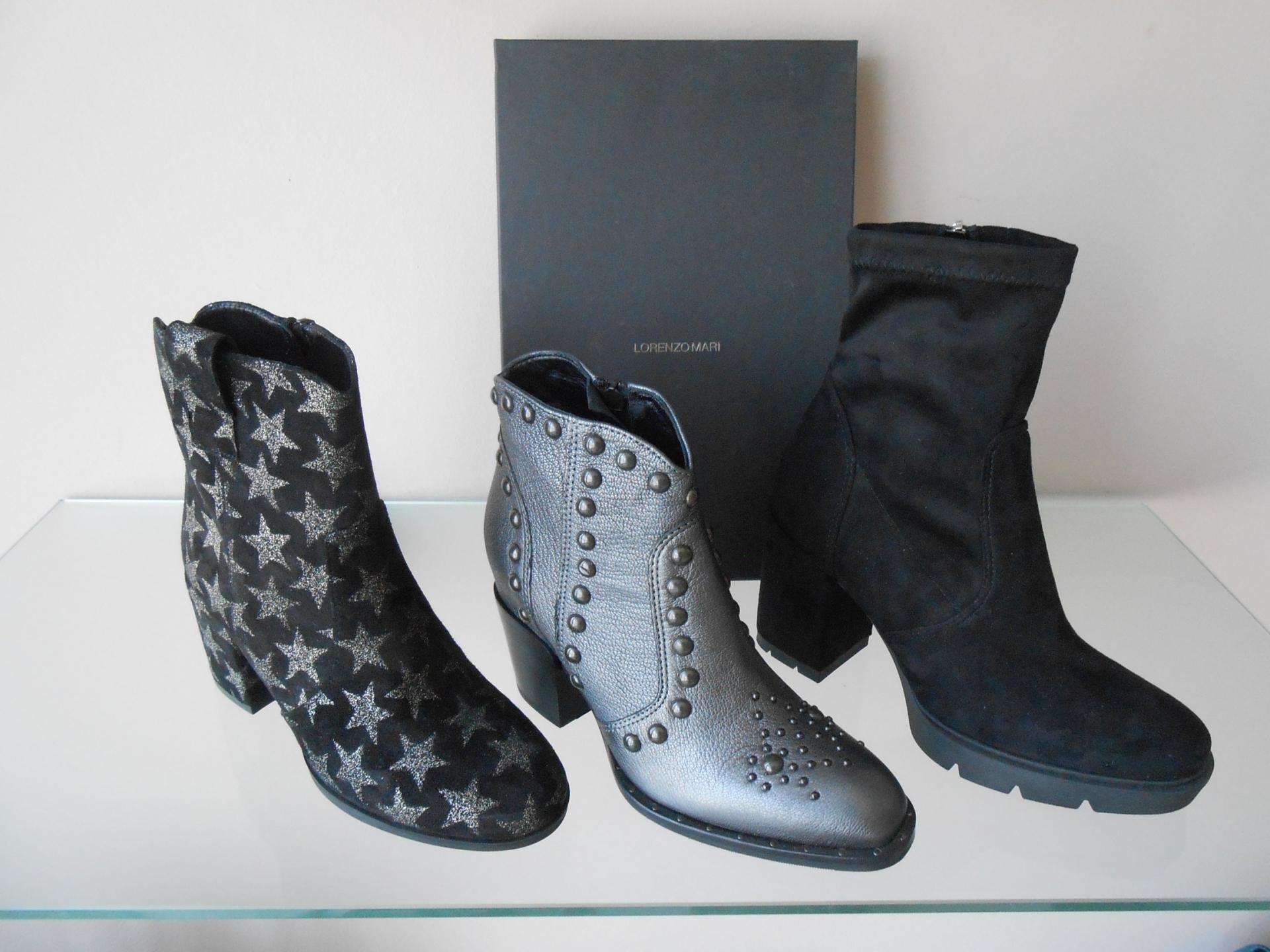 STOCK calzature donna firmate LORENZO MARI  2a9af348c22