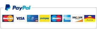 Logo paypal pagamento