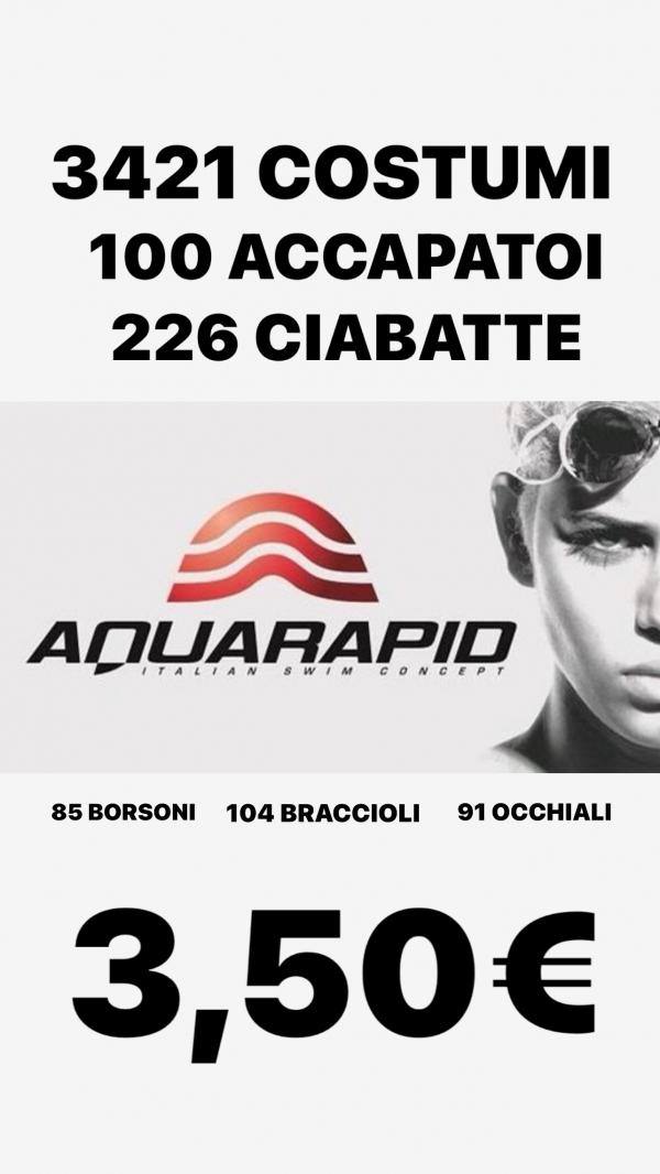 stock costumi Aquarapid