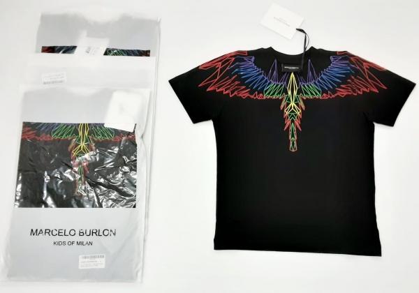 stock MARCELO BURLON collezione P/E