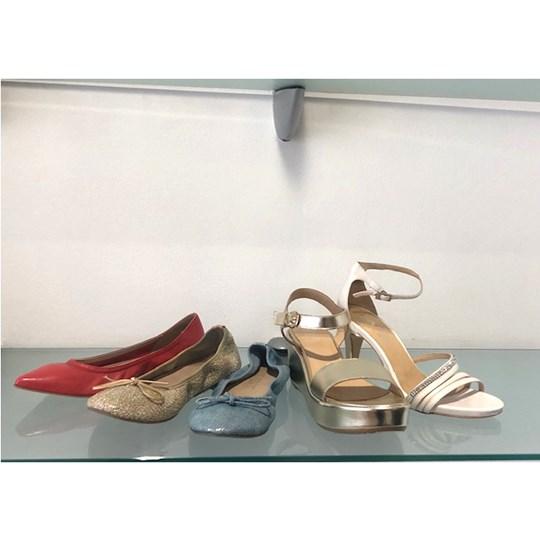 lotto misto calzature donna firmate Us Polo Assn, Donna Piu', El Charro, Victor Lelli