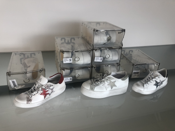 stock scarpe 2STAR invernali uomo donna