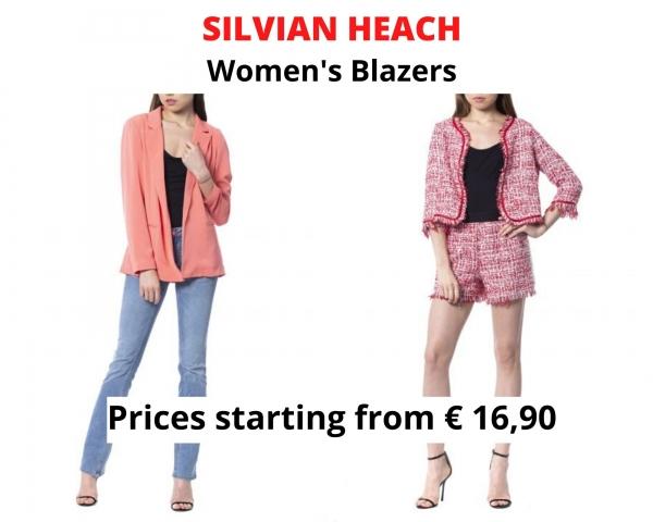 stock blazer donna SILVIAN HEACH
