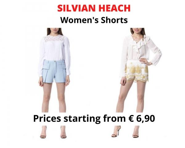 stock shorts donna SILVIAN HEACH