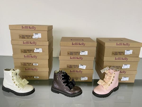 stock calzature Lelly Kelly invernali 2019/20