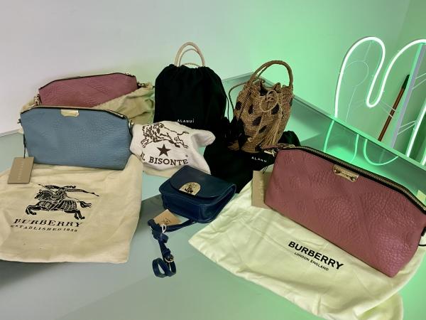 stock lotto borse e accessori