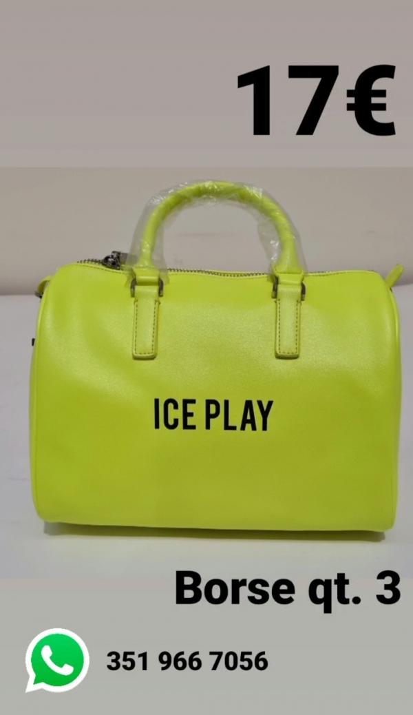 Stock Iceberg Ice Play