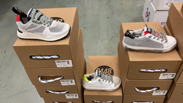lotto scarpe P448 bambino