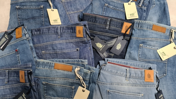 stock Jeans Marina Yachting - Henry Cotton's