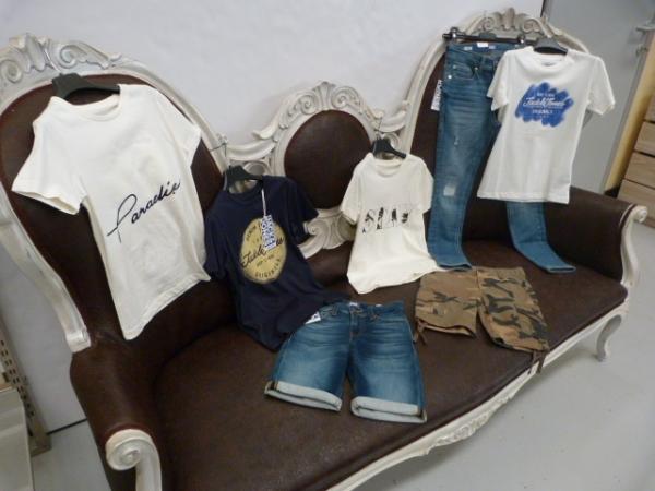 stock abbigliamento JACK & JONES e KIDS ONLY bambino/a
