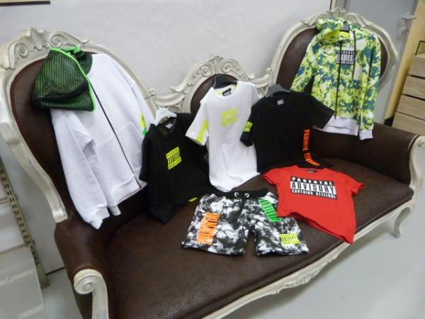 stock abbigliamento MULTIBRAND bambino/a