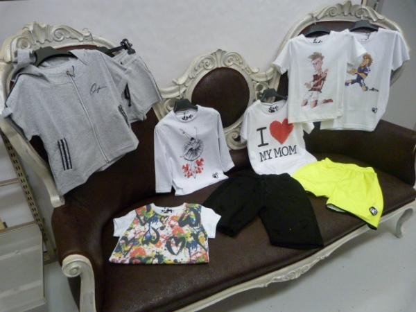stock abbigliamento MULTIBRAND bambino-a