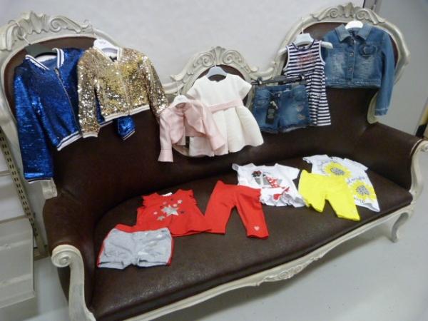 stock abbigliamento SARABANDA bambino-a