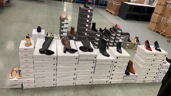 lotto misto scarpe donna