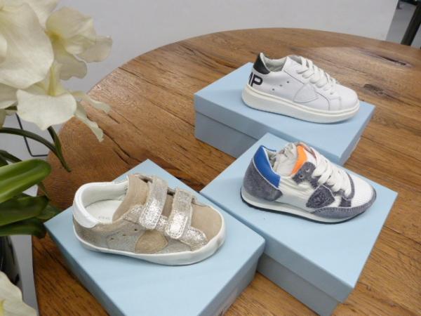 stock scarpe PHILIPPE MODEL bambino/a
