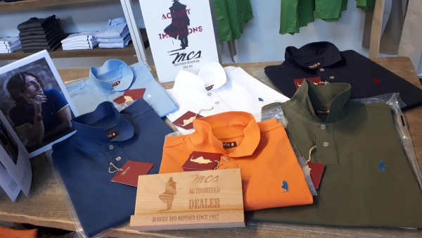 Nuove polo firmate in offerta