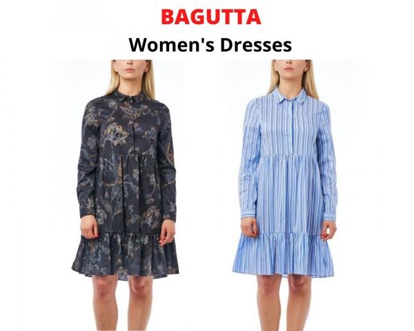 stock abiti donna BAGUTTA