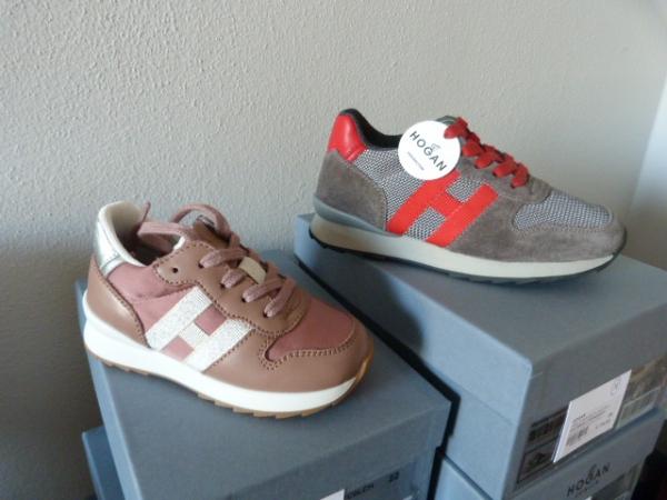 stock scarpe HOGAN & GOLDEN GOOSE bambino/a